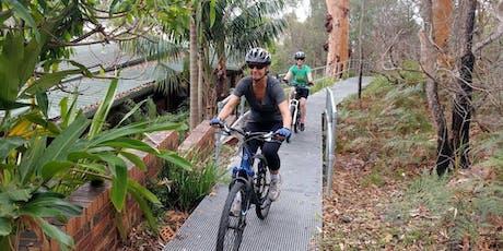 Bundeena Maianbar Adventure Ride tickets