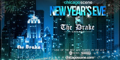 New Year's Eve Party - The Drake Hotel 2019 - Chicago Scene