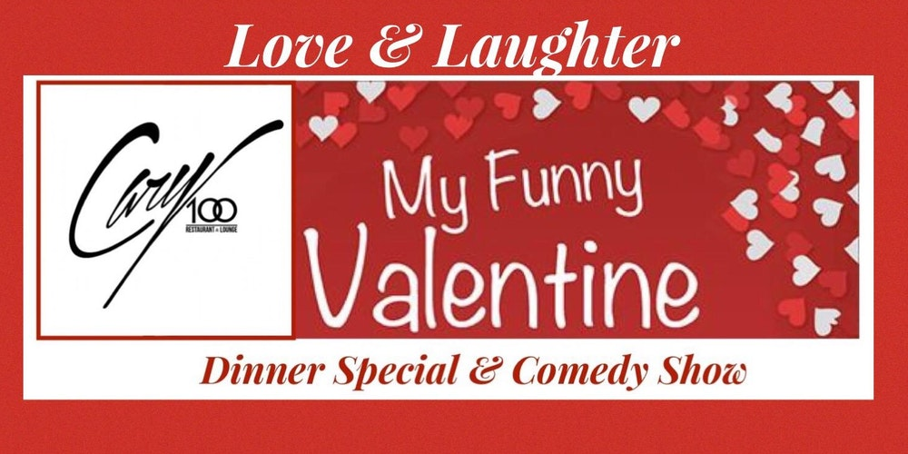 Funny Valentine\'s Day Dinner & Comedy Tickets, Wed, Feb 14, 2018 ...