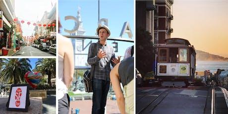 Free SF Tour - San Francisco free tour @ 10AM tickets