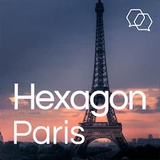 Hexagon UX Paris logo