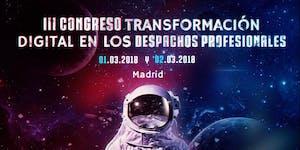 III Congreso sobre la Transformación Digital en los...