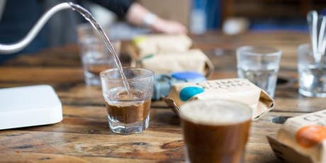 Home Coffee Brewing and Sensory Training Workshop tickets