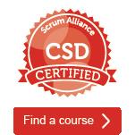 Certified Scrum Developer® (CSD) Workshop wit