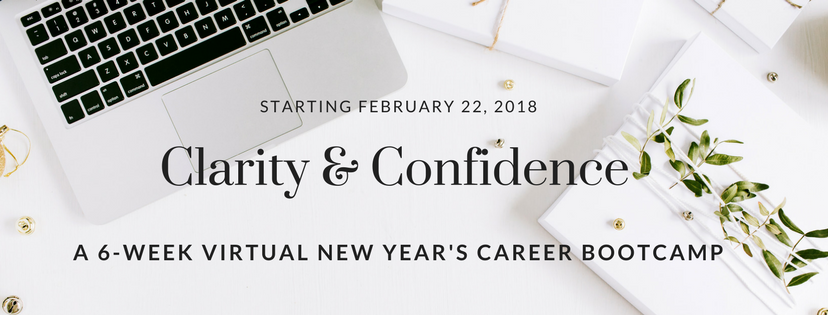 Clarity & Confidence: A New Year's Virtual Ca