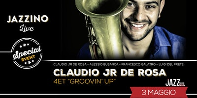 Claudio Jr De Rosa quartet live at Jazzino