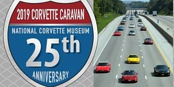 ODCC / National Corvette Caravan 2019