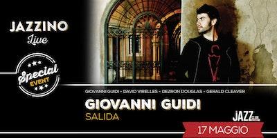 "Giovanni Guidi ""Salida"" live at Jazzino"