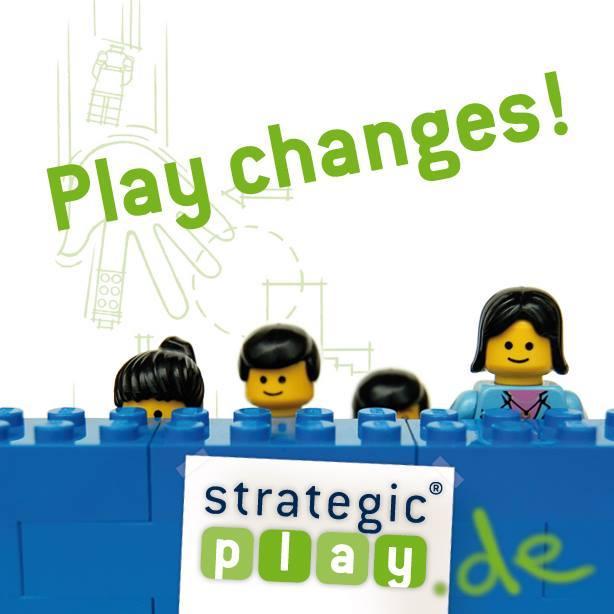 StrategicPlay® Certified Facilitator Training for LEGO® SERIOUS PLAY® März 2018 (bereits ausverkauft)