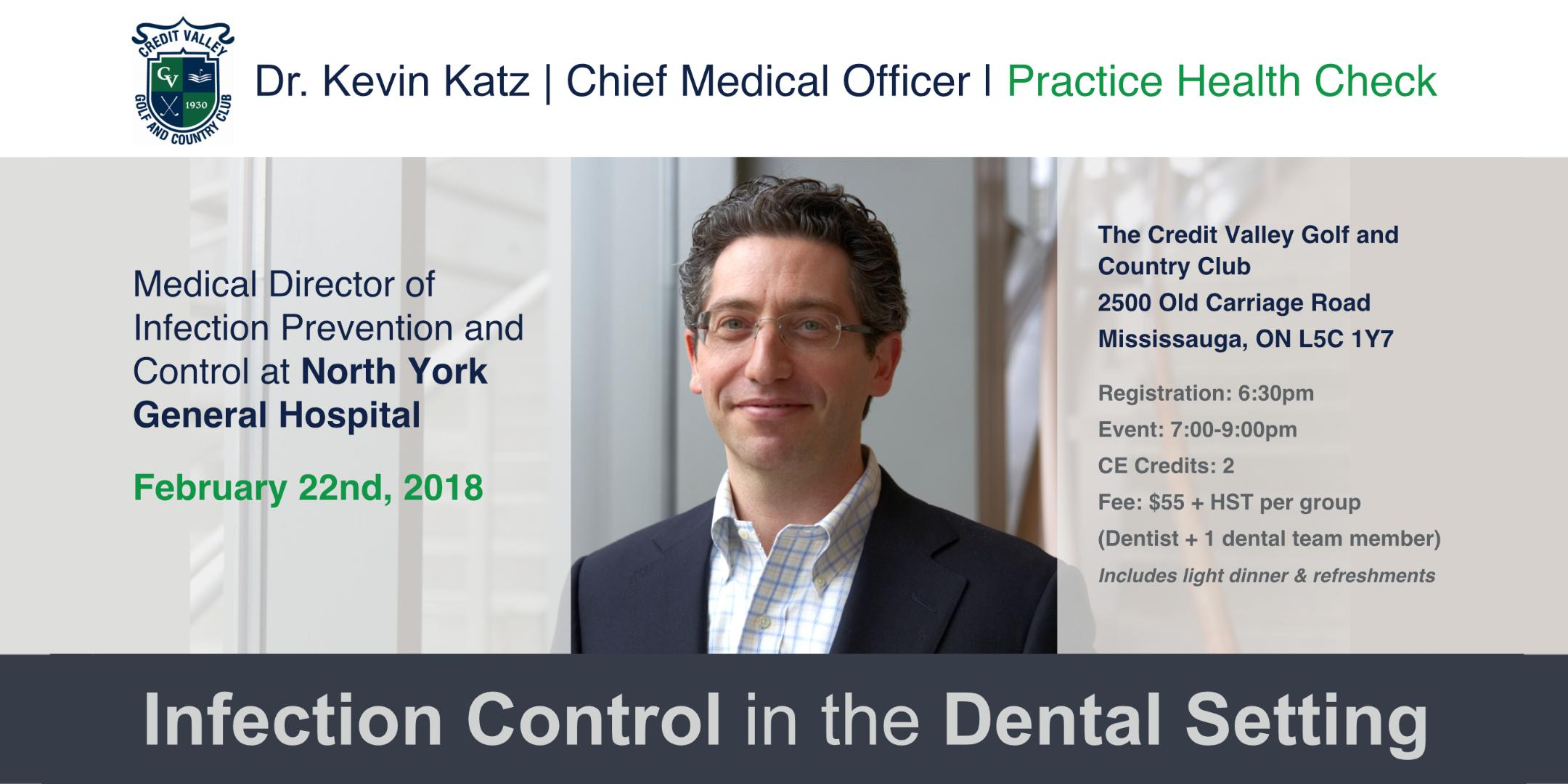 Infection Control in the Dental Setting with