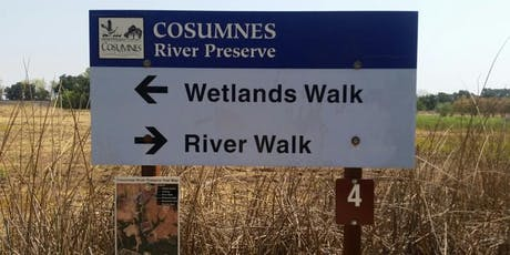 River Walk Bird Survey at the Cosumnes River Preserve tickets