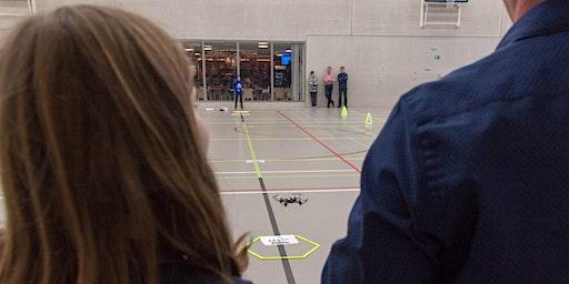 Workshop dronevliegen @ X-Drones Brugge