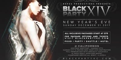 The Black Party XV - Kansas City New Year's Eve Party 2018-2019