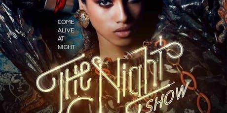 Ozio Saturdays #TheNightShow  tickets