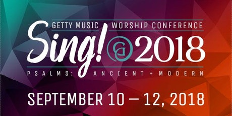 Discipleship blueprint feb 8 9 2018 tickets thu feb 8 2018 at 1 getty music worship conference the psalms tickets malvernweather Gallery