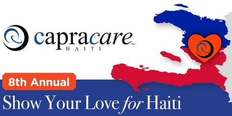 8th Annual Show Your Love For Haiti Tickets