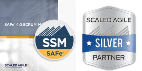 SAFe Scrum Master with SSM Certification in Sunnyvale, CA tickets