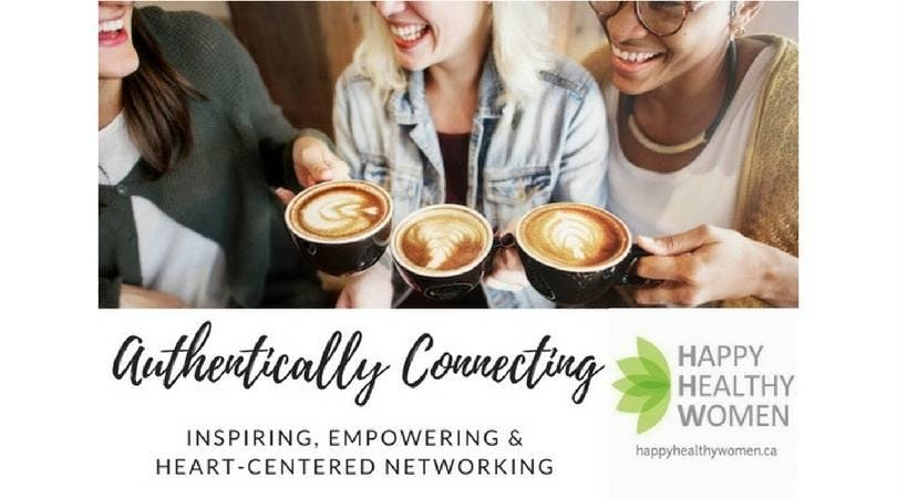 Authentically Connecting & Networking Over Co