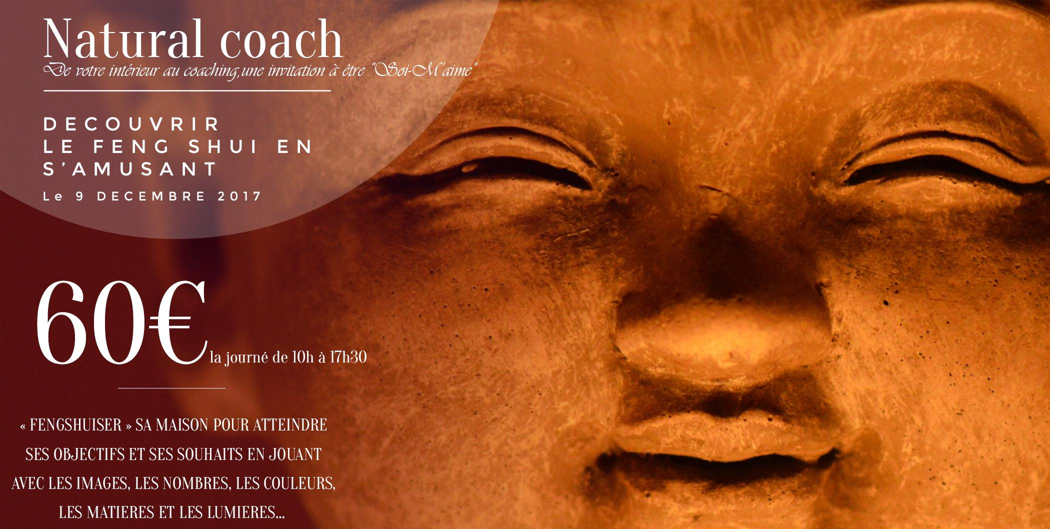 """Atelier Feng shui """"COMMENT « FENGSHUISER » S"""