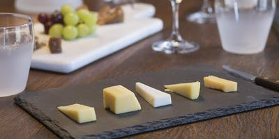 Old Amsterdam Cheese and Wine tasting