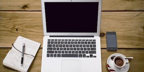 """Webinar """"Ufficio stampa e Digital PR, strategie e strumenti"""" biglietti"""