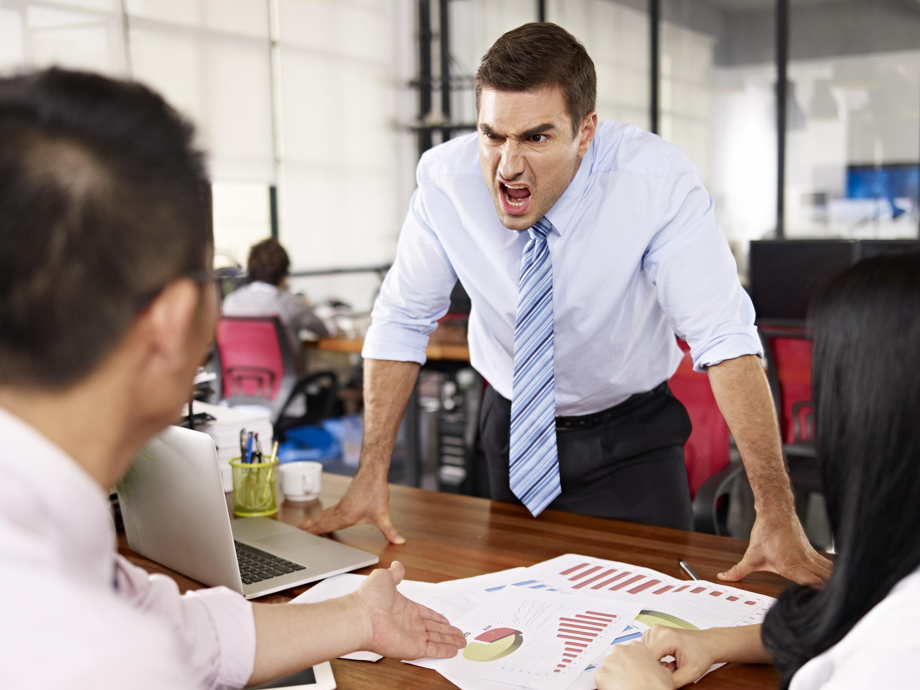 Conflict Management Training (1 day course Gl