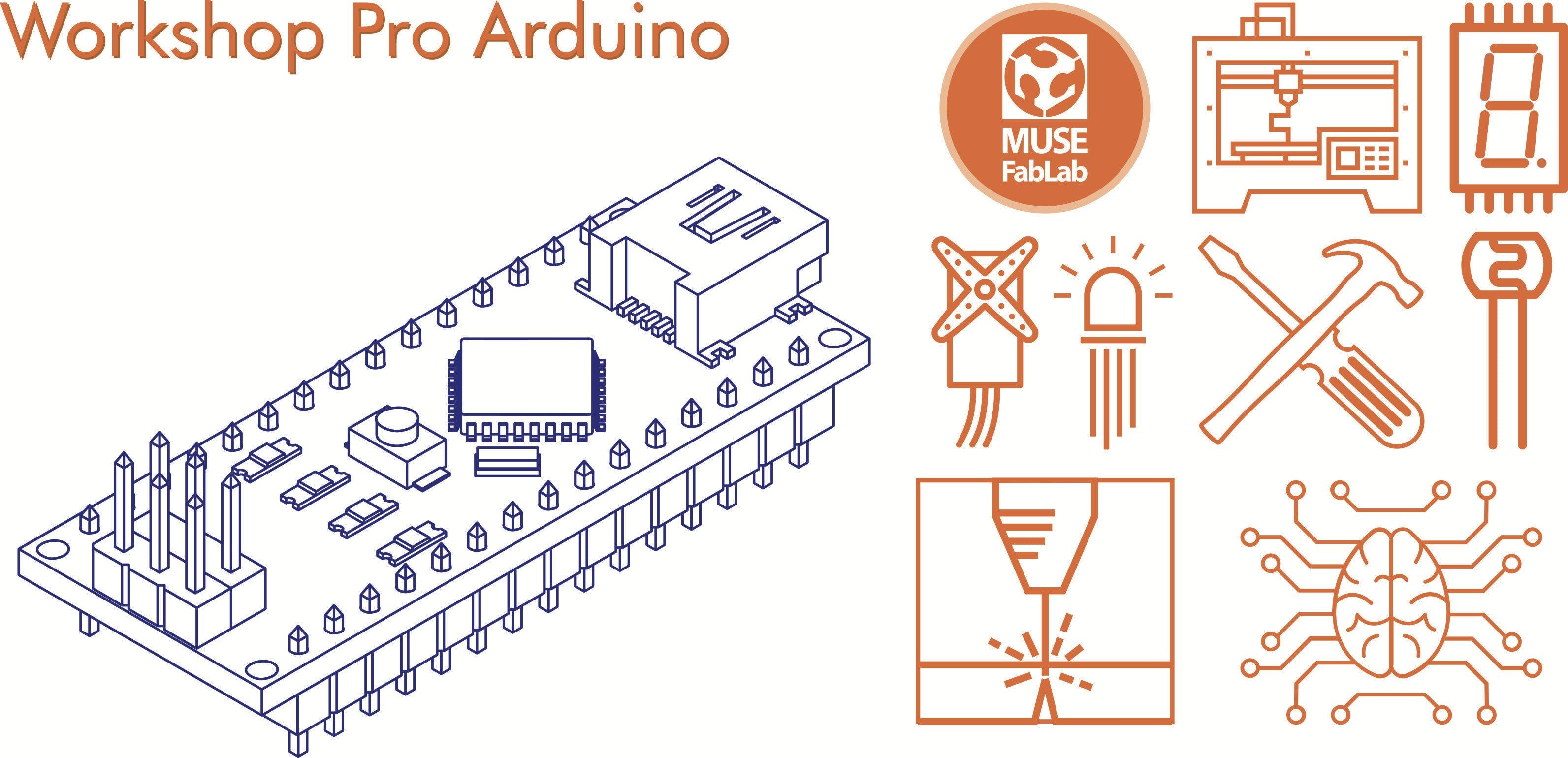Workshop Arduino Pro