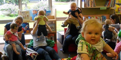 Baby and Toddler Bounce and Rhyme (Burnley Campus)