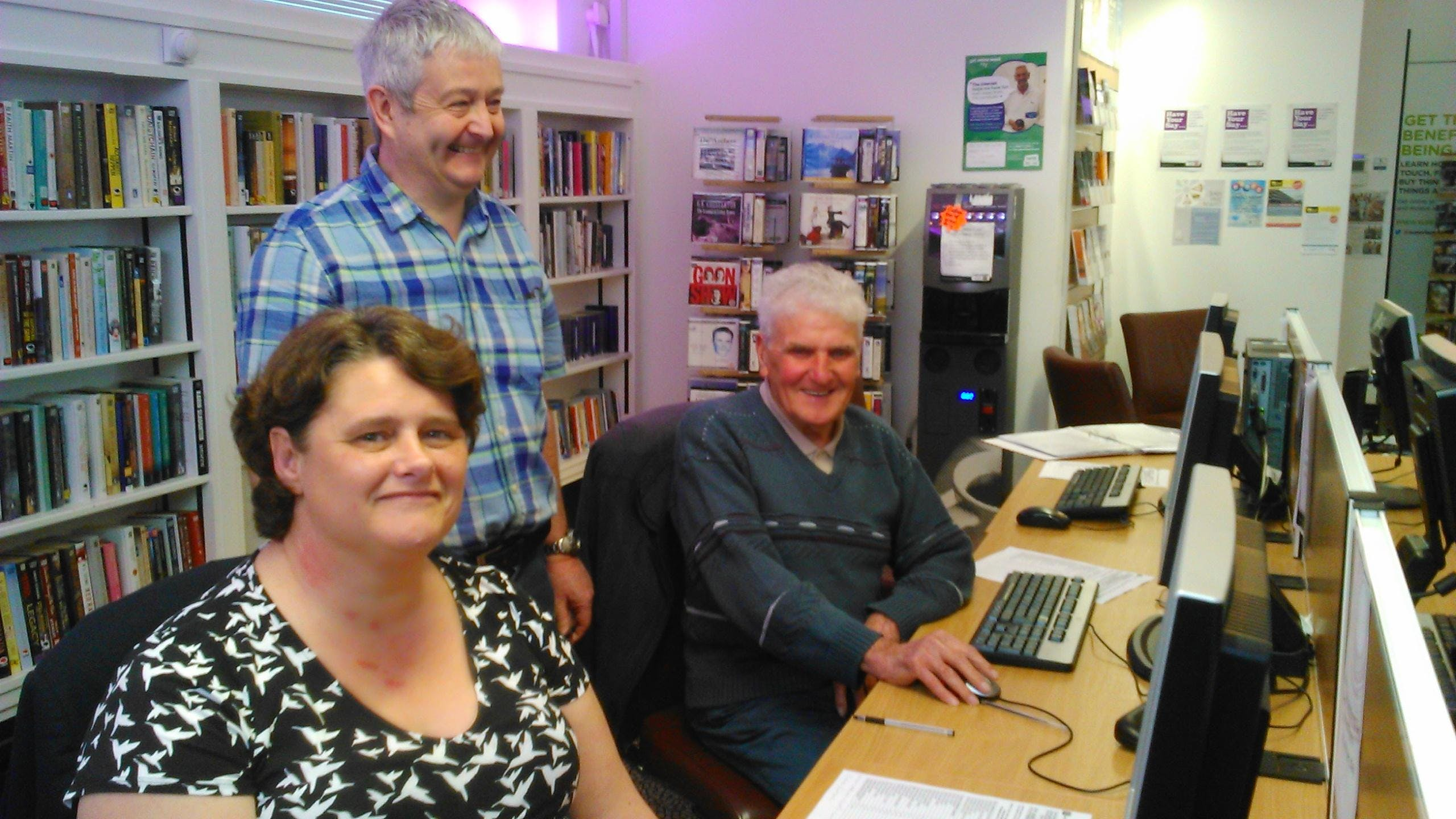 Get online with Learn My Way (Knott End) #dig