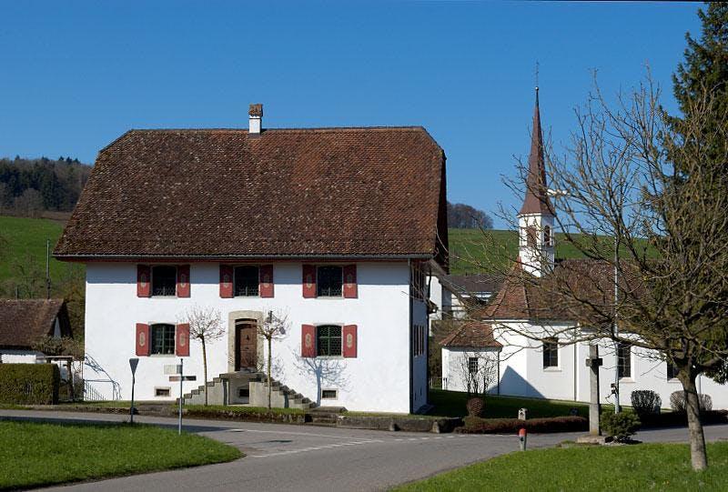 Führung Zehntenhaus Uezwil