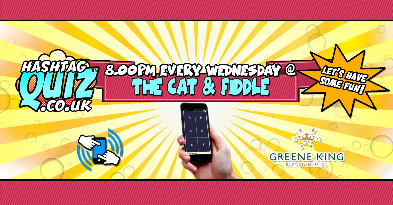 Smartphone Quiz Night - The Cat & Fiddle, Ilk