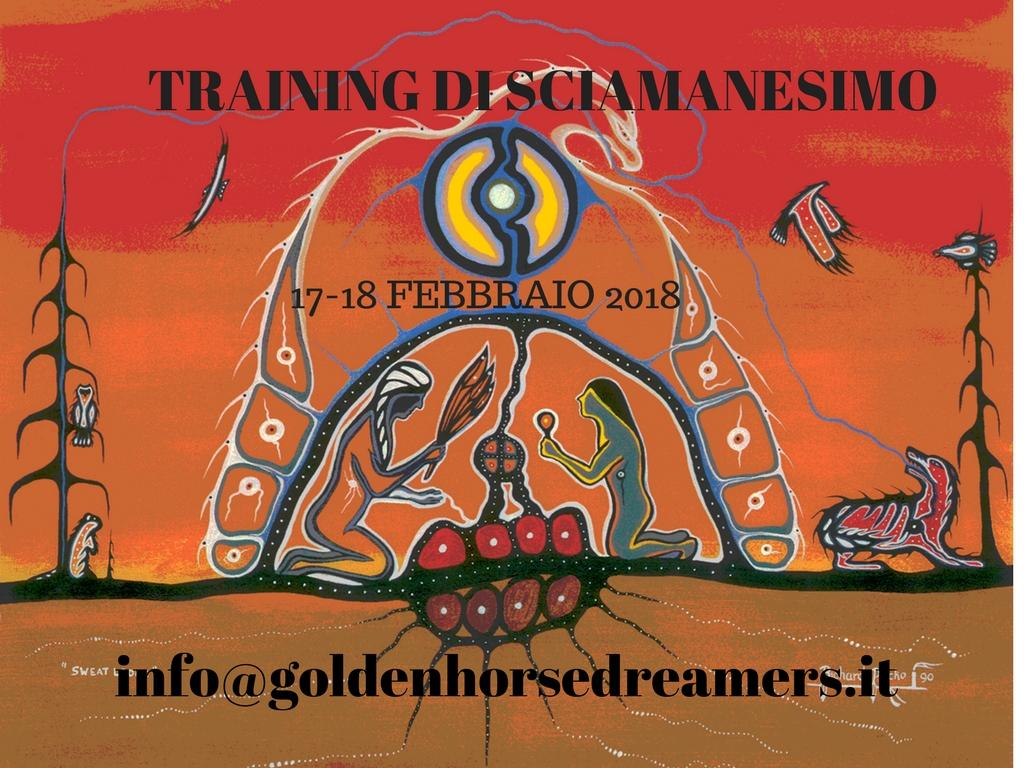 Training di Sciamanesimo
