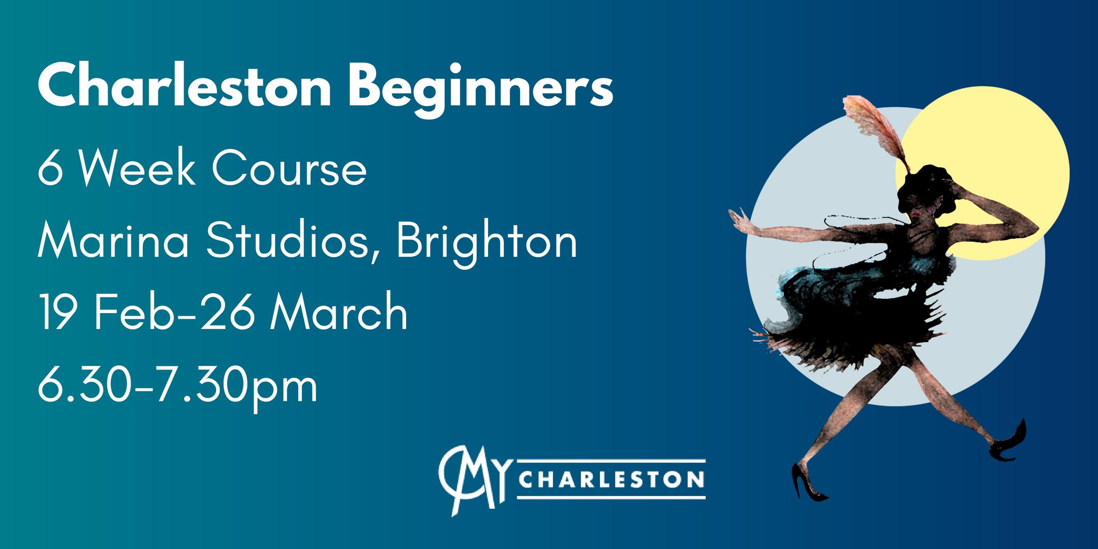 6 Week Charleston Course at Marina Studios, B