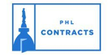 SSE - PHLContracts Electronic Quote Submission Training tickets