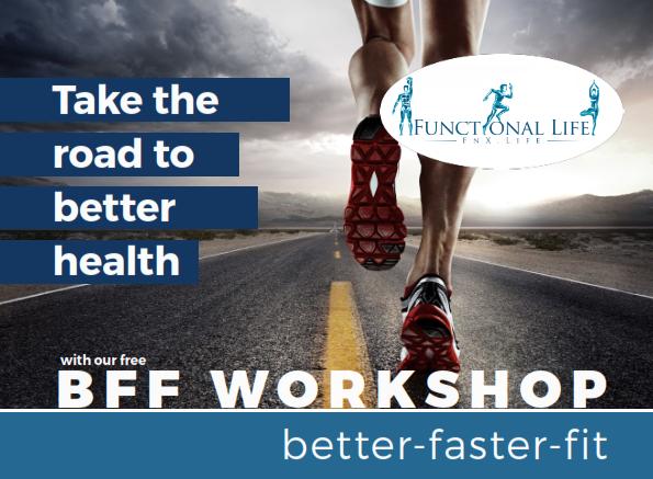 Better Faster Fitter Workshop - Neck Pain