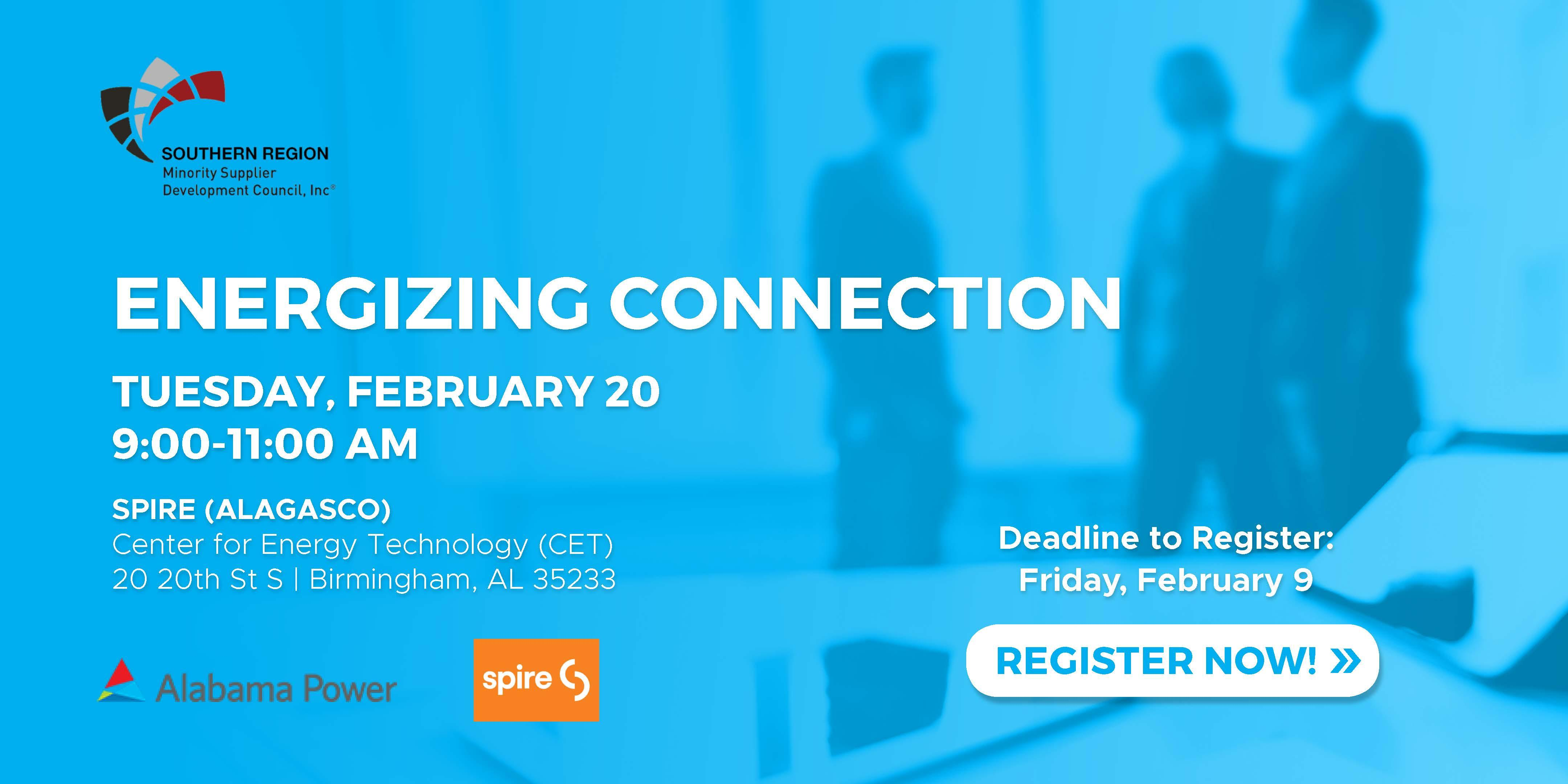 Energizing Connections: Hosted by Spire