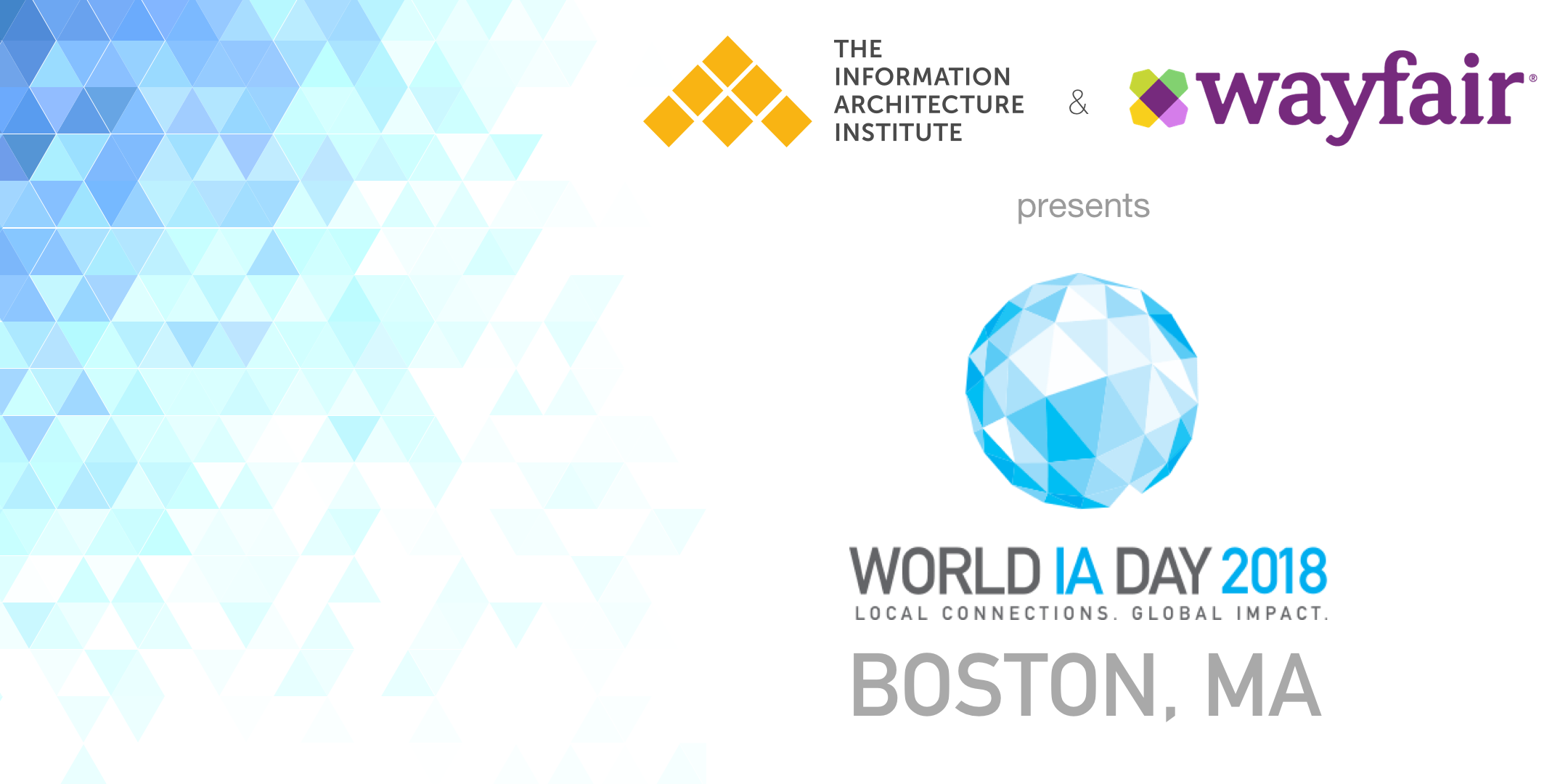 World IA Day Boston 2018