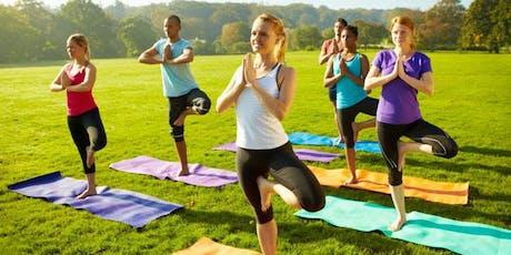 Wellness @ Work- 7 London Cct (Thursday's Yoga) tickets