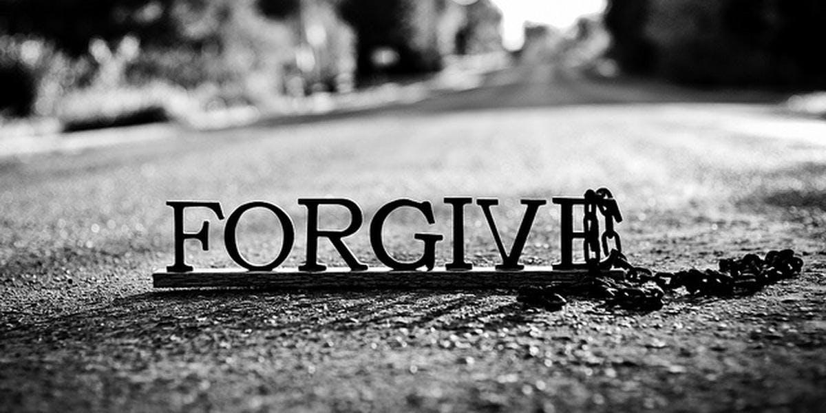 Forgive About It!       -        APRIL 21