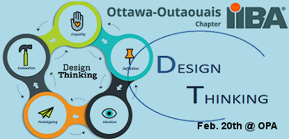 February Meeting | Design Thinking