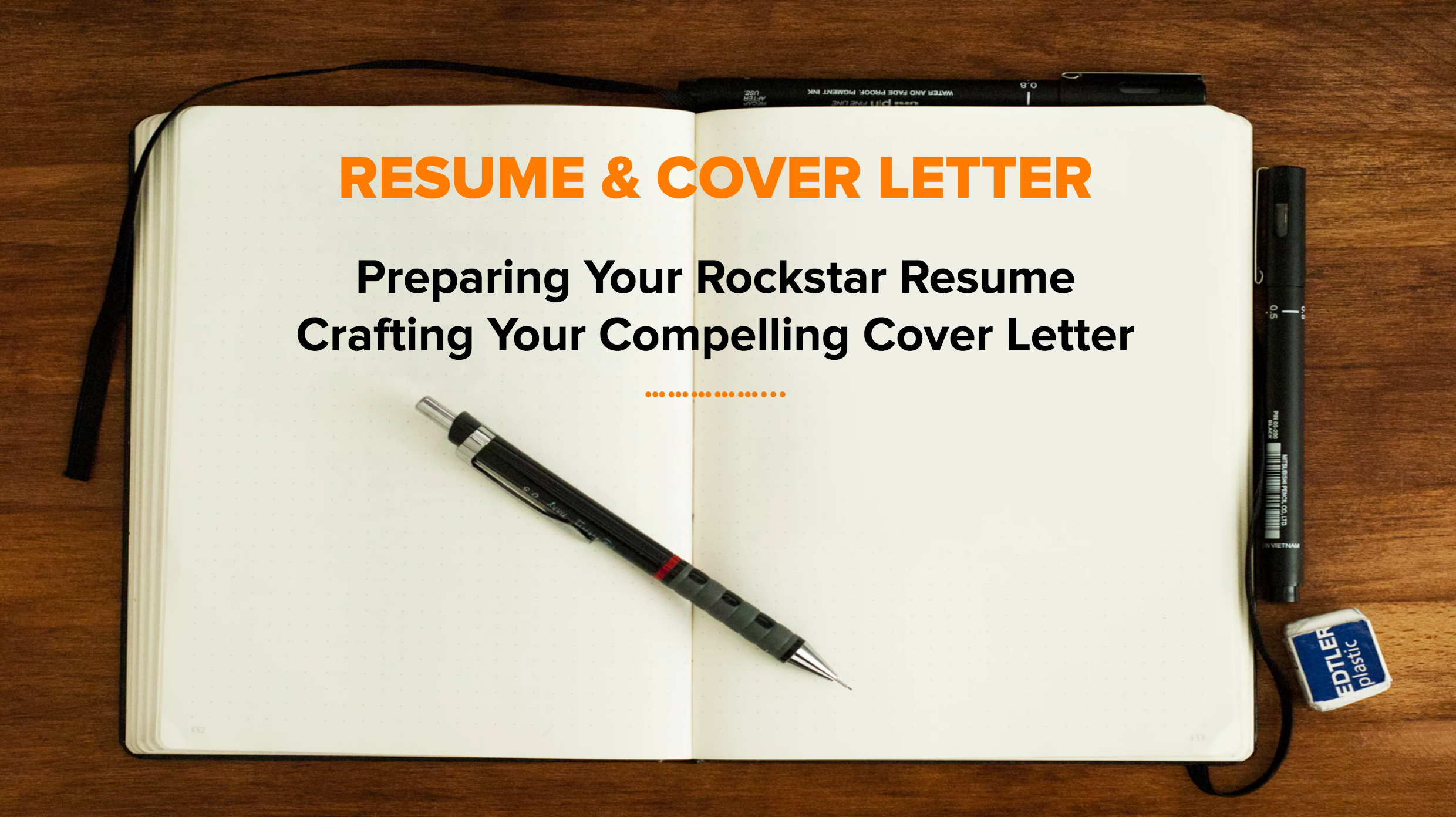 resume and cover letter advanced workshop that will land you job