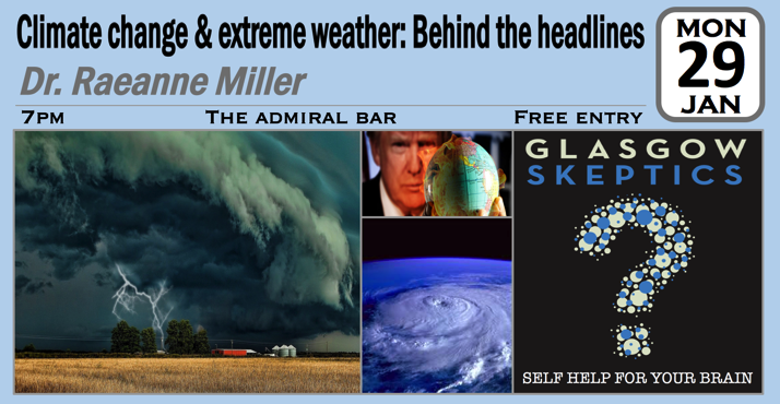 Climate change & extreme weather: Behind the