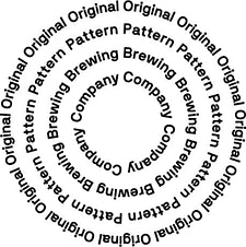 Original Pattern Brewing Company logo
