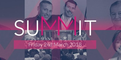 The Management & Leadership SuMMit 2018 (£85+vat)