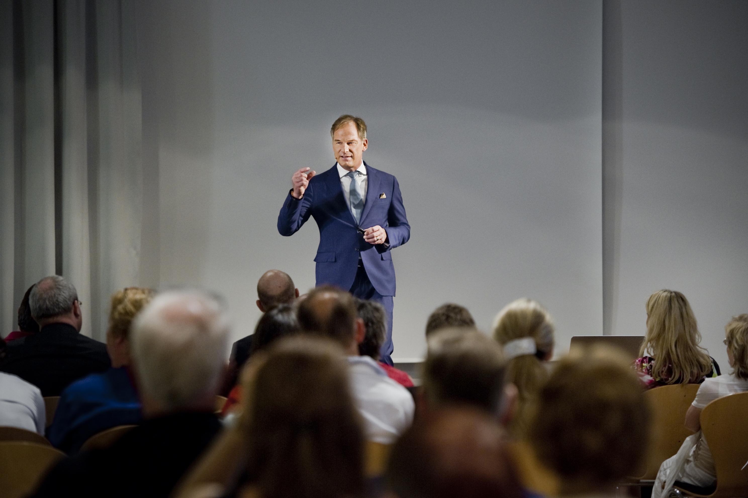 Unternehmer Lounge  mit Gunhard Keil