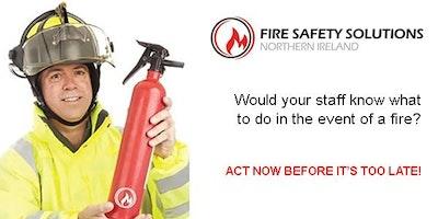 Fire Warden / Marshal Training - Belfast