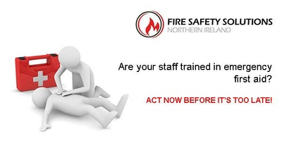 Emergency First Aid At Work Training - Belfast