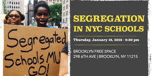 BFS & Indivisible Brooklyn Present: Segregation in NYC...