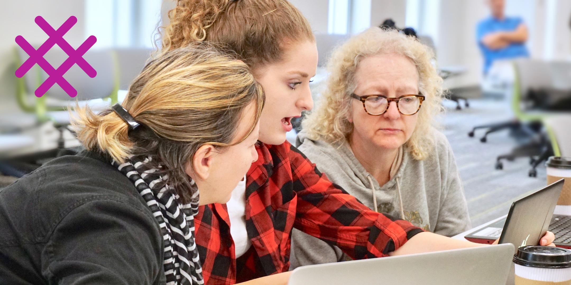 Ladies Learning Code: Using Data to Solve Pro