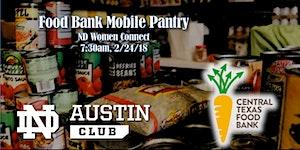 NDWC Austin - Food Bank Mobile Pantry